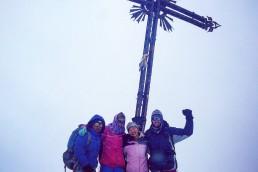 Climbing El Misti